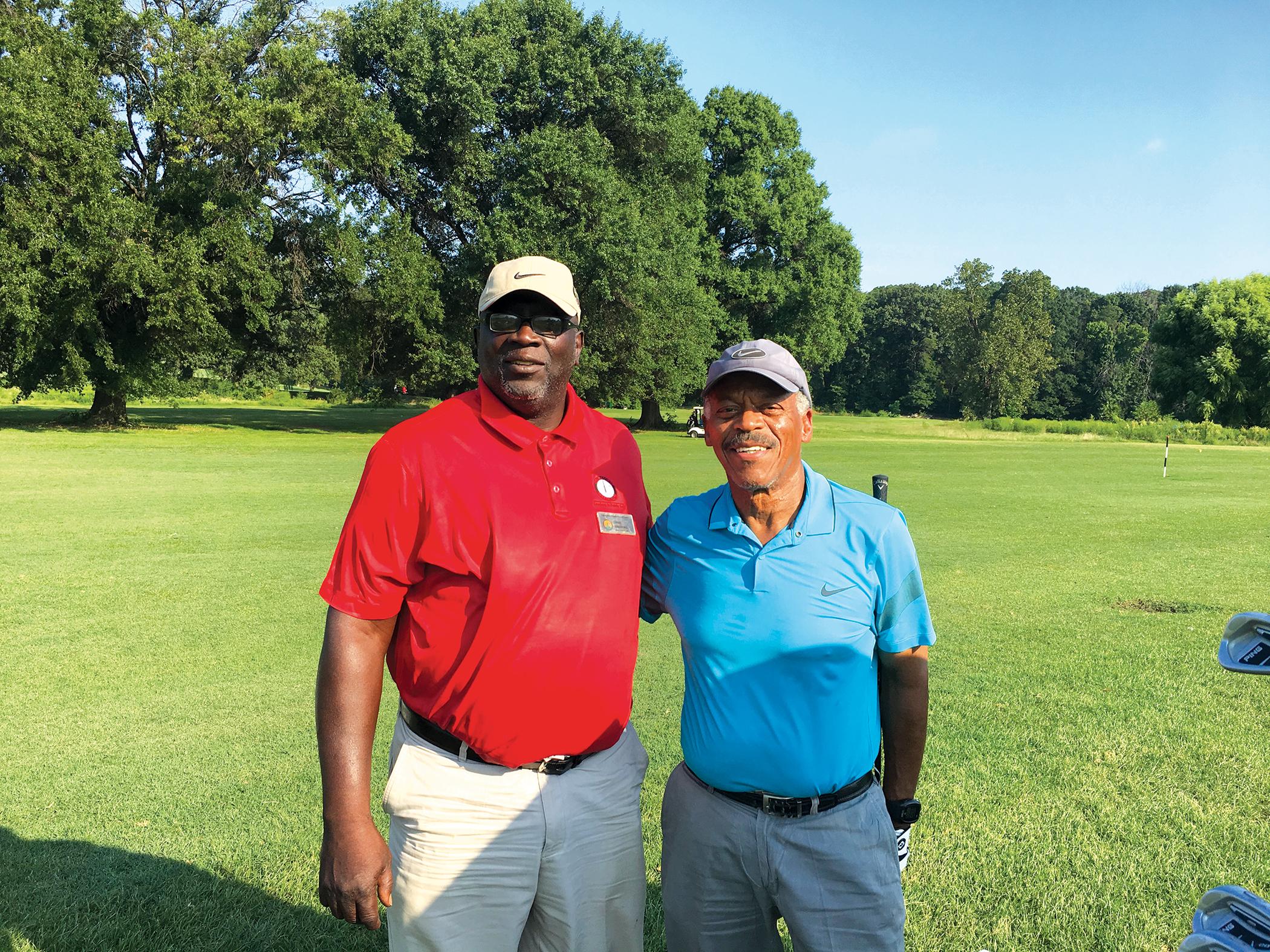Historic Langston Golf Course - HillRag