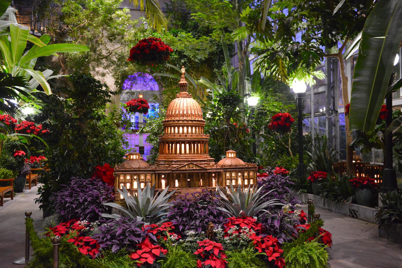 dc botanical gardens hours